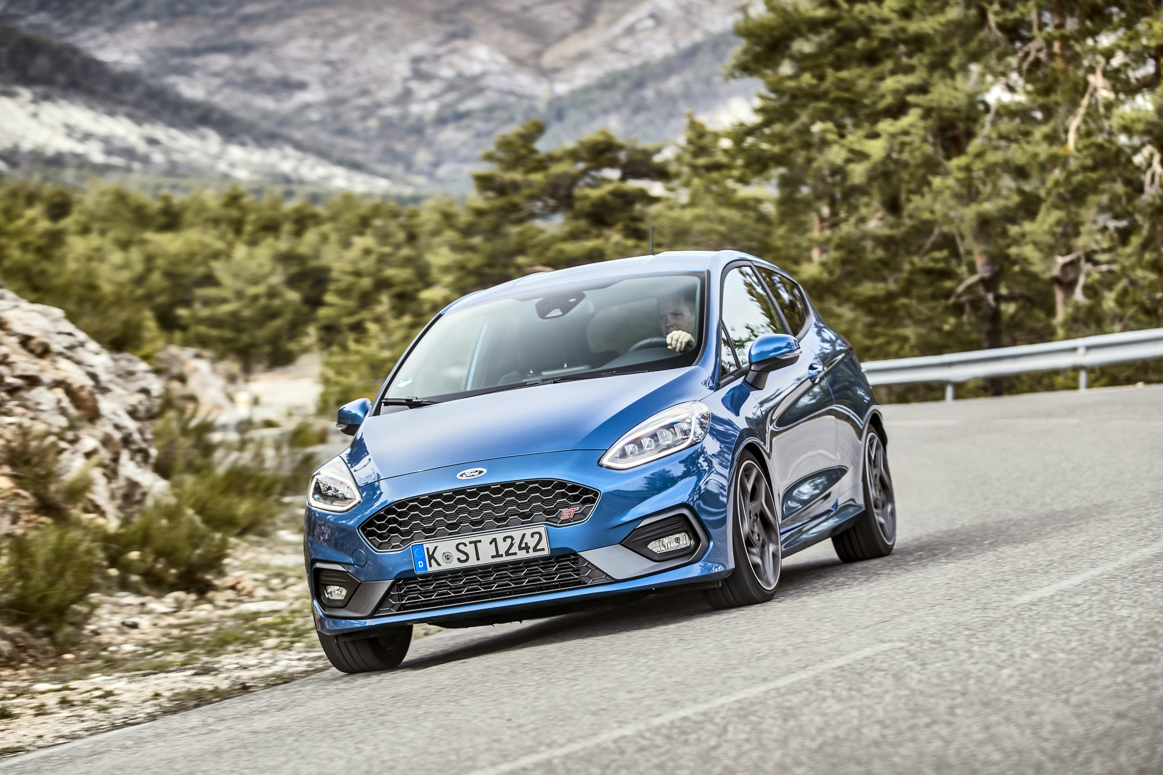 Photo of 2018 Ford Fiesta ST | TEST