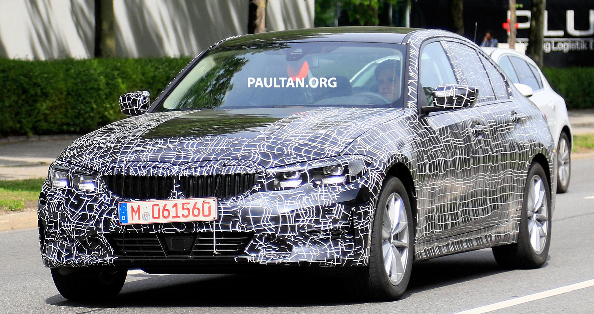 Photo of 2019 BMW 3 Serisi yüzünü gittikçe belirginleştiriyor