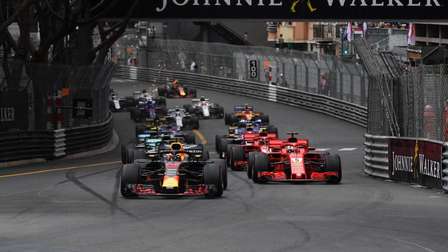 Photo of F1 Monako GP: Ricciardo ve Red Bull rahat kazandı!