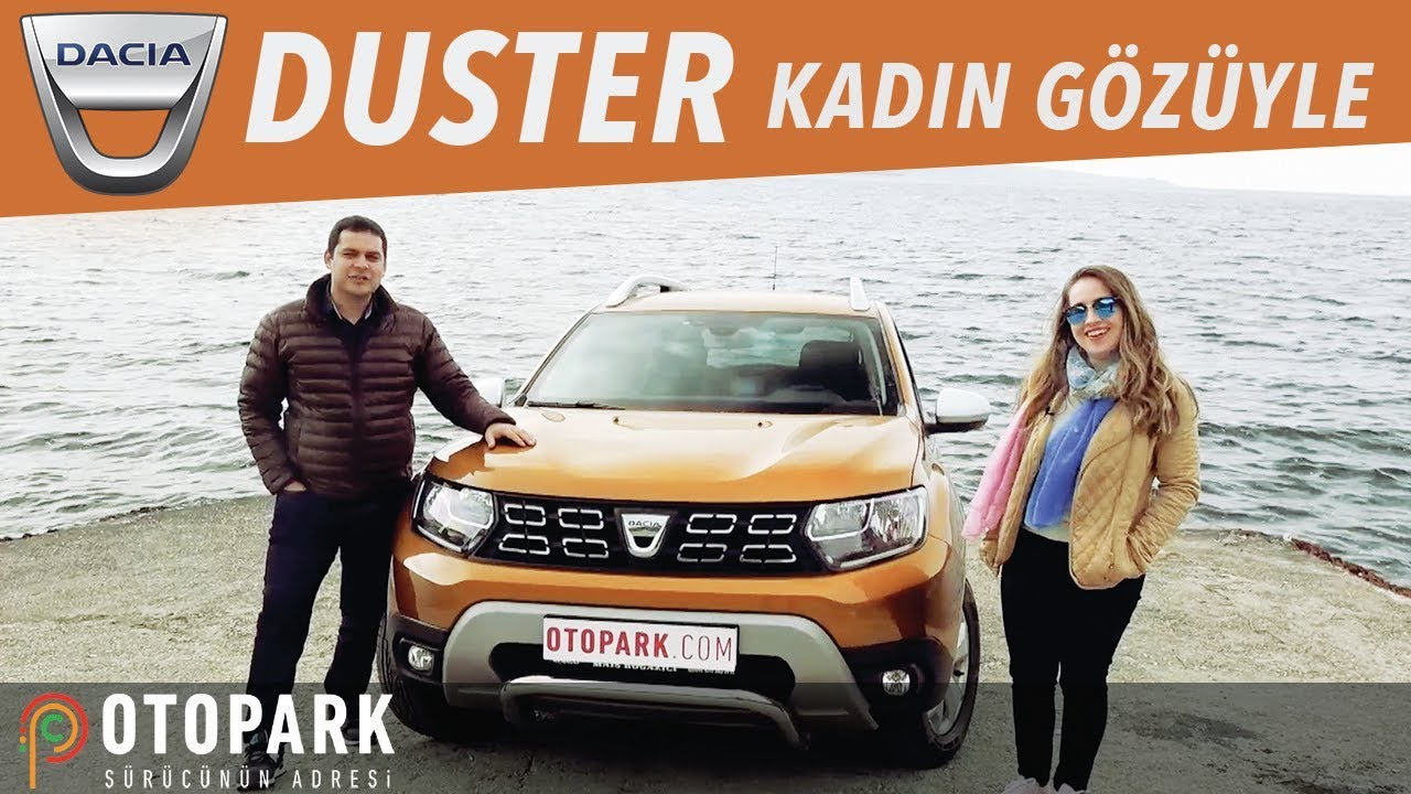 Photo of Kadın Gözüyle   Dacia Duster