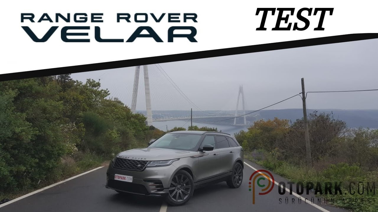 Photo of Range Rover Velar | TEST