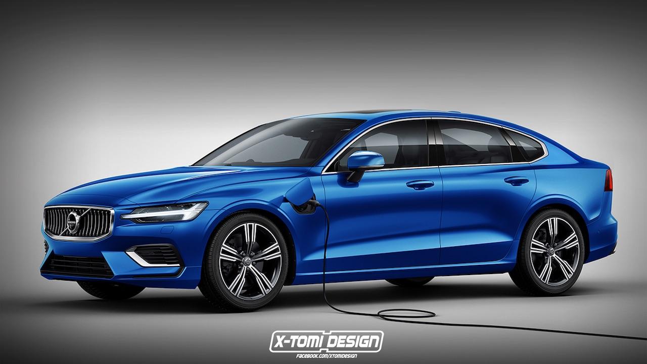 Photo of Yeni Volvo S60'ta dizel motor yer almayacak