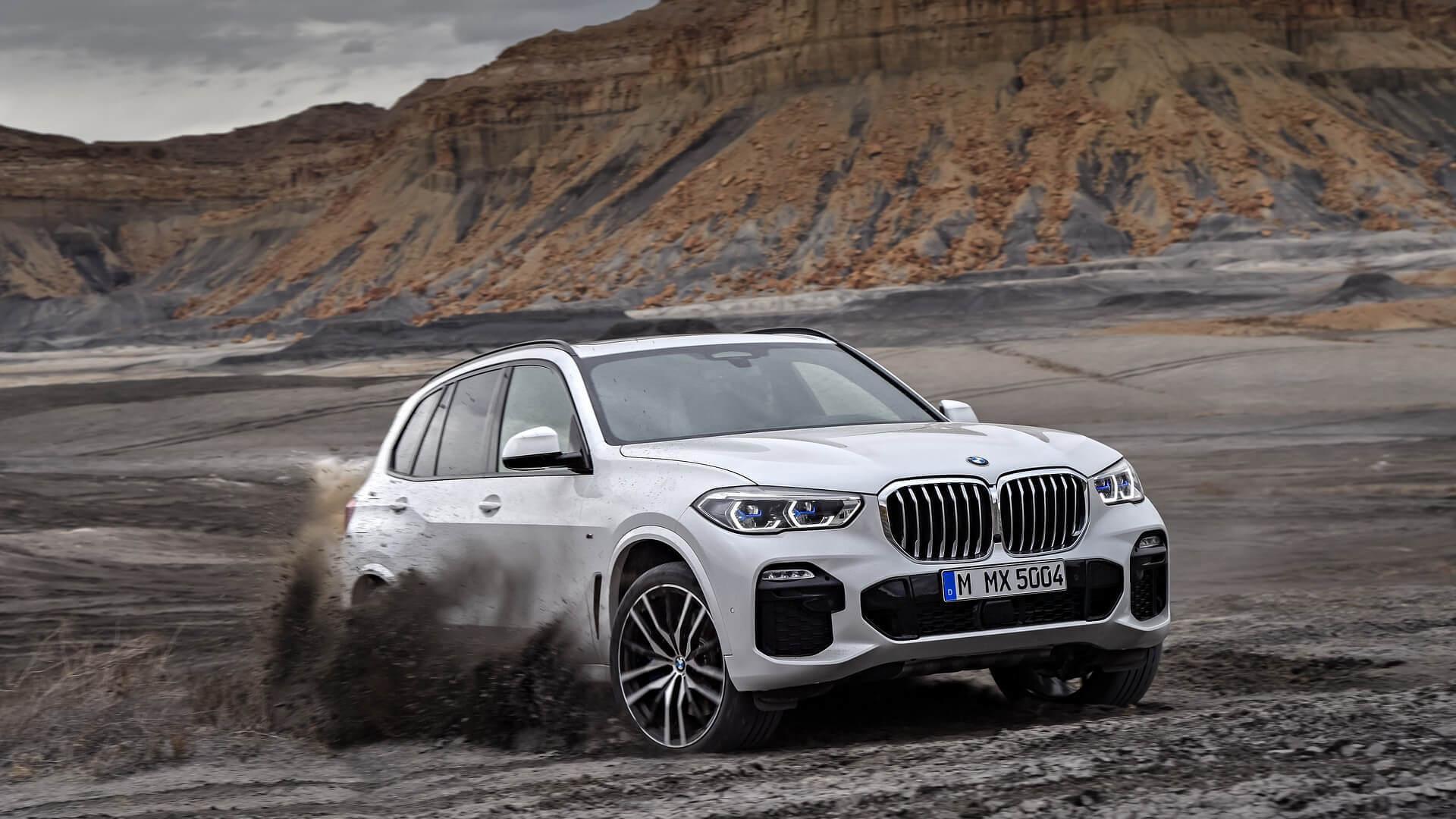 Photo of Yeni BMW X5, yüksek arazi yetenekleri ile tanıtıldı