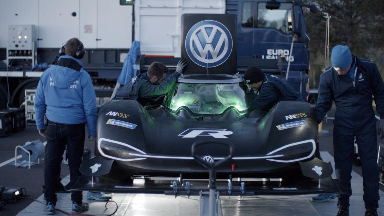 Photo of VW I.D.R Pikes Peak ile büyük rekor kırdı!