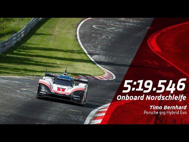 Photo of Nürburgring'de inanılması güç bir rekor kırıldı!
