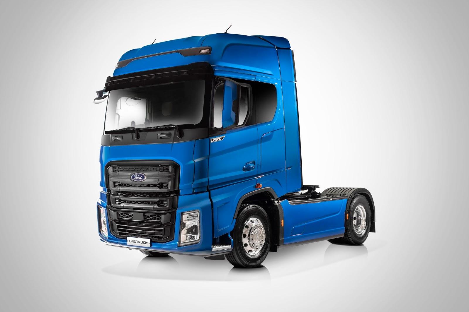 Photo of Ford Trucks, yeni çekicisini tanıttı (Yüzde 90 yerli)