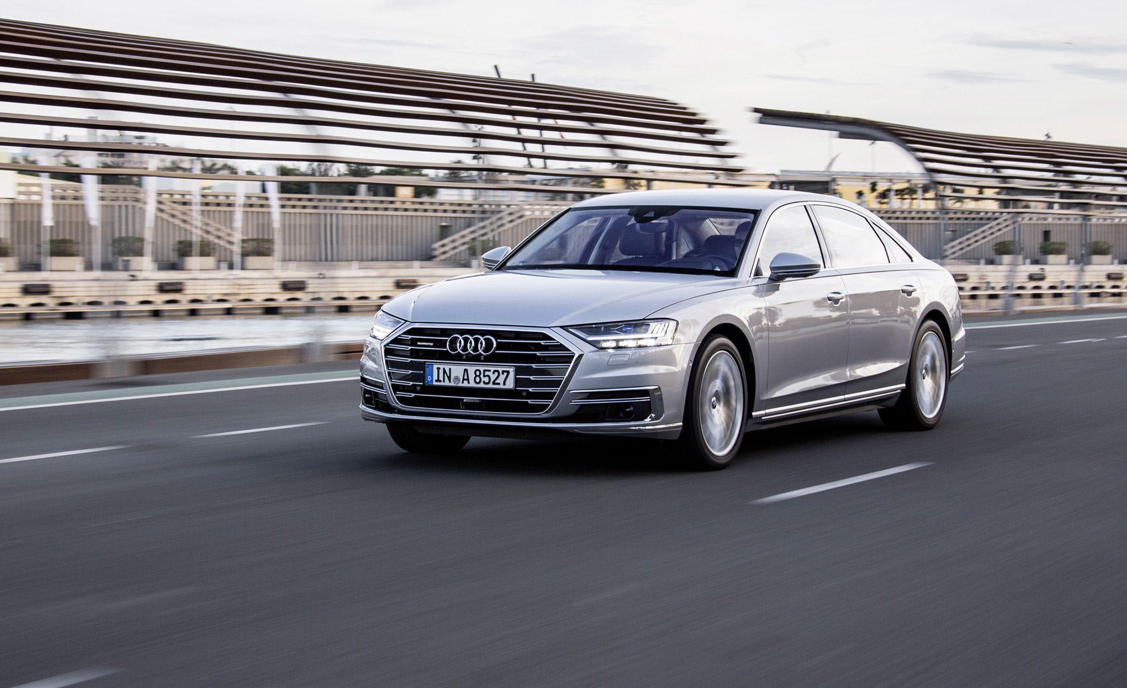 Photo of Yılın en inovatif otomobili Audi A8 seçildi