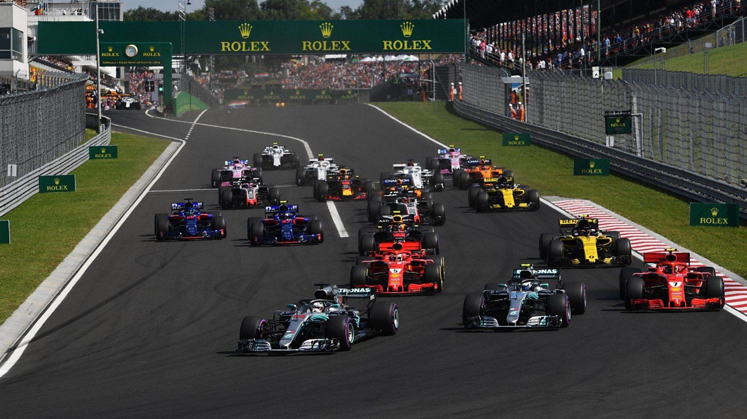 Photo of F1 Macaristan GP: Hamilton yaz arasına önde girdi!