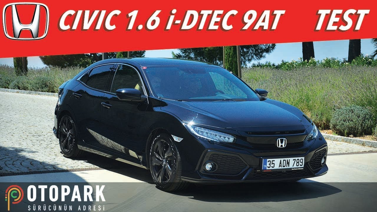 Photo of CIVIC 1.6 İ-DTEC 9AT | TEST
