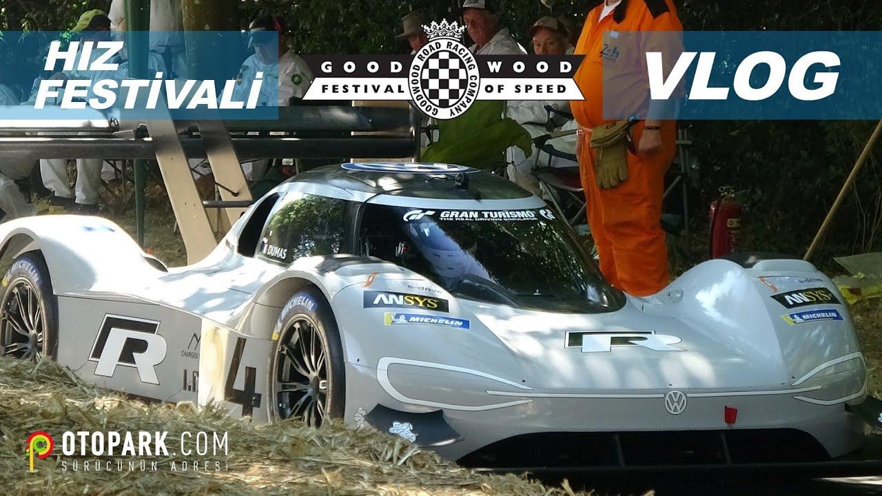 Photo of Bu arabalar Need for Speed'te bile YOK! | GOODWOOD Hız Festivali | VLOG