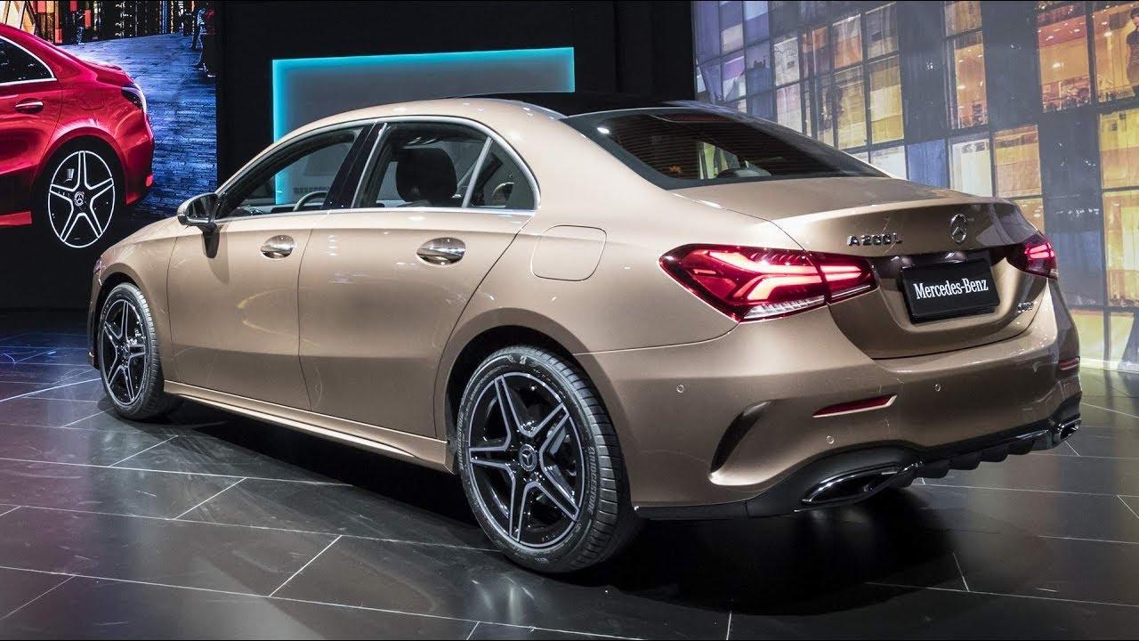 Photo of İşte karşınızda Mercedes A Sedan!