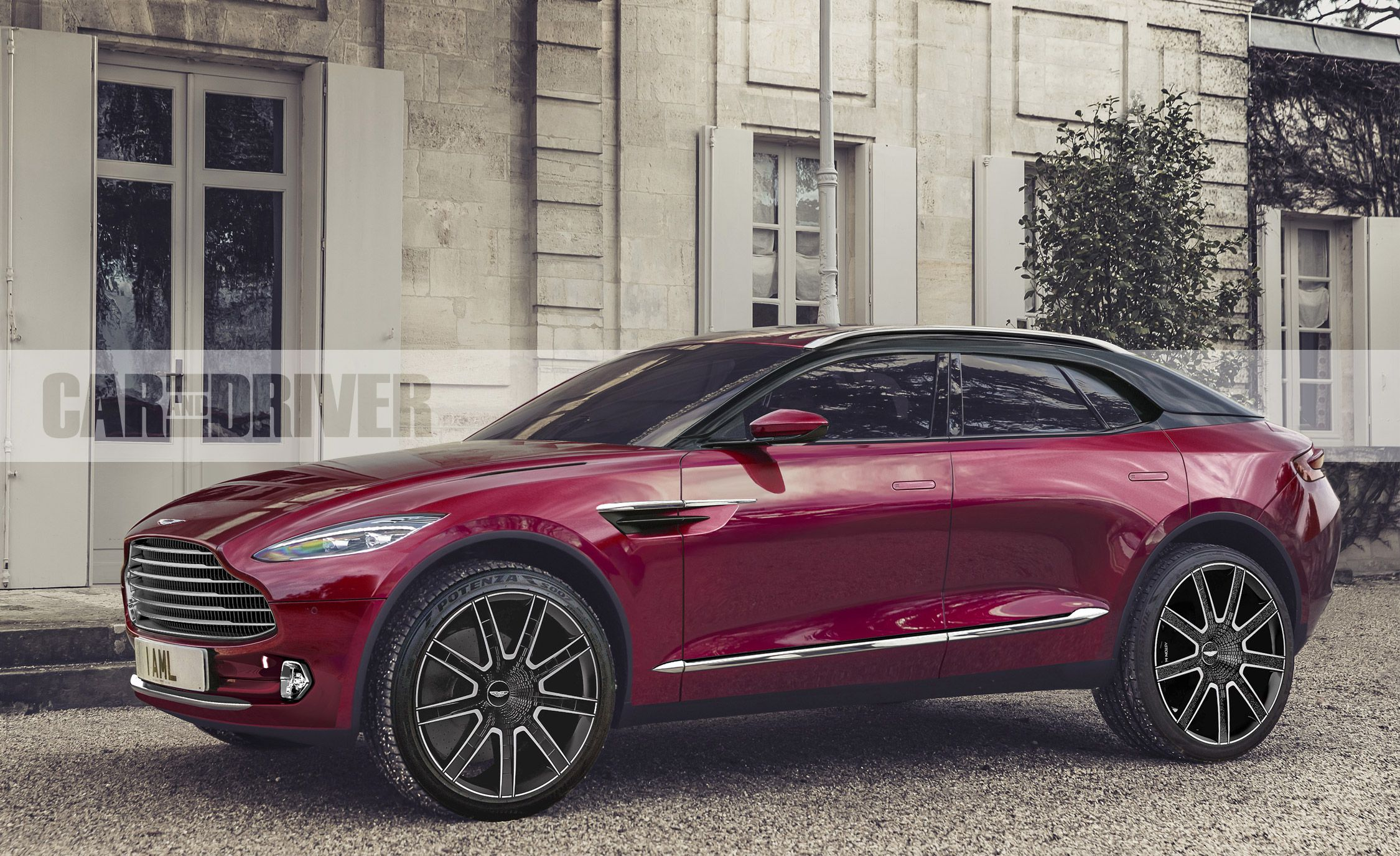 Photo of Aston Martin'in ilk SUV modeli Varekai detaylanıyor