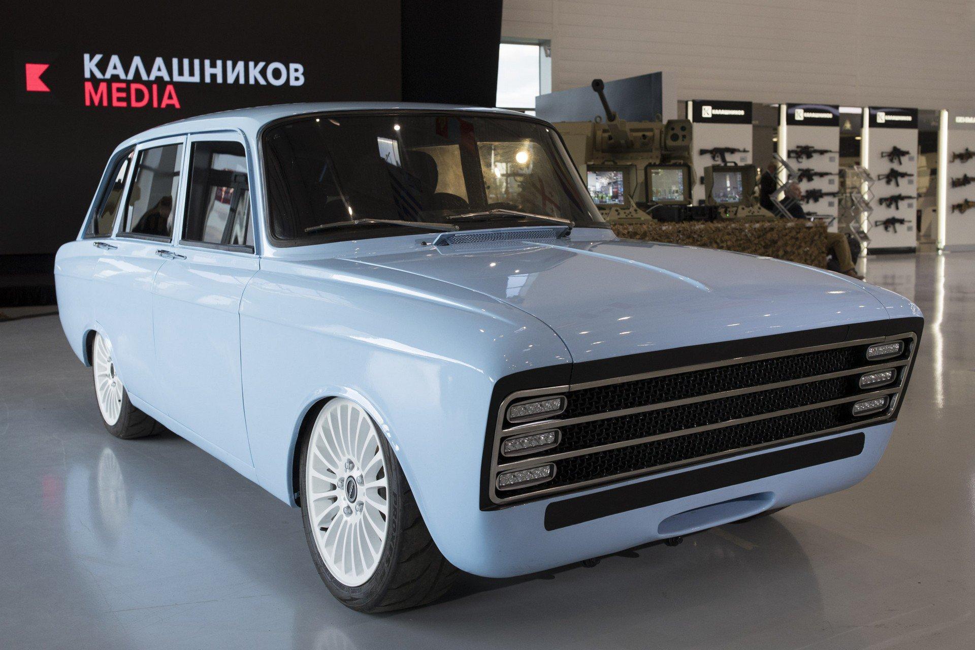 Photo of Silah üreticisi Kalaşnikov, elektrikli otomobil işine girdi!