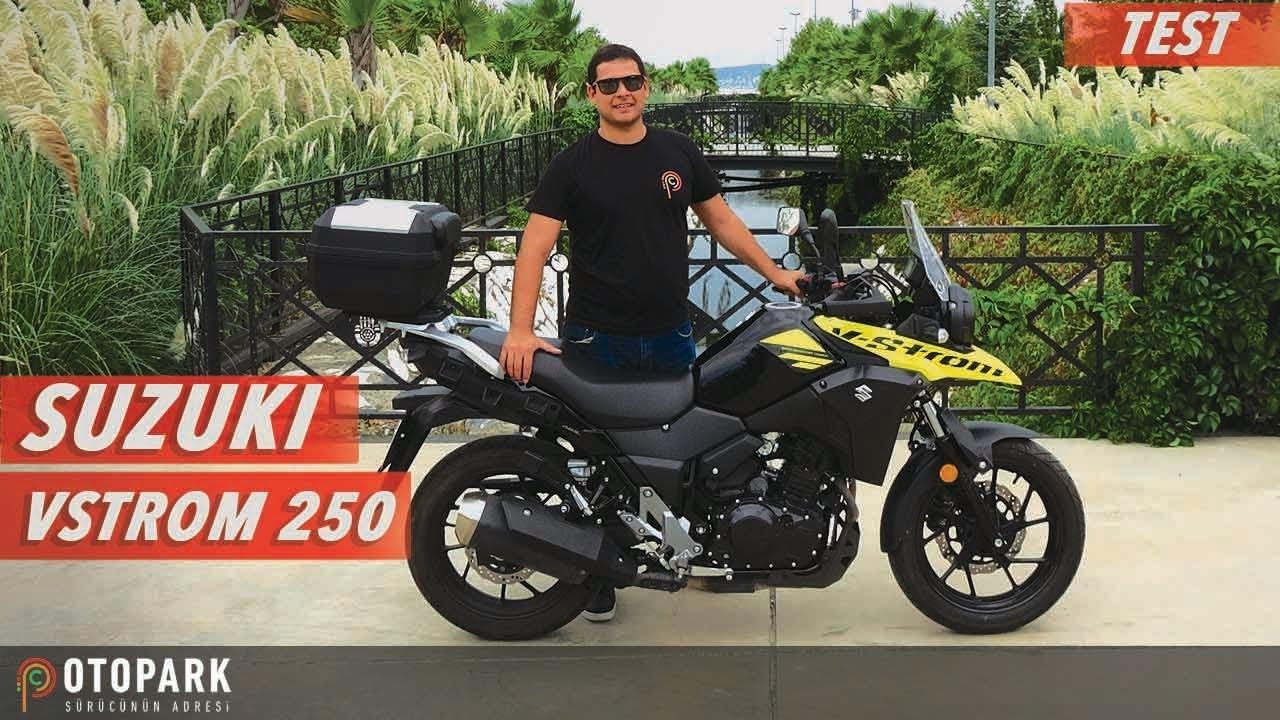 Photo of Suzuki V-Strom 250 | TEST