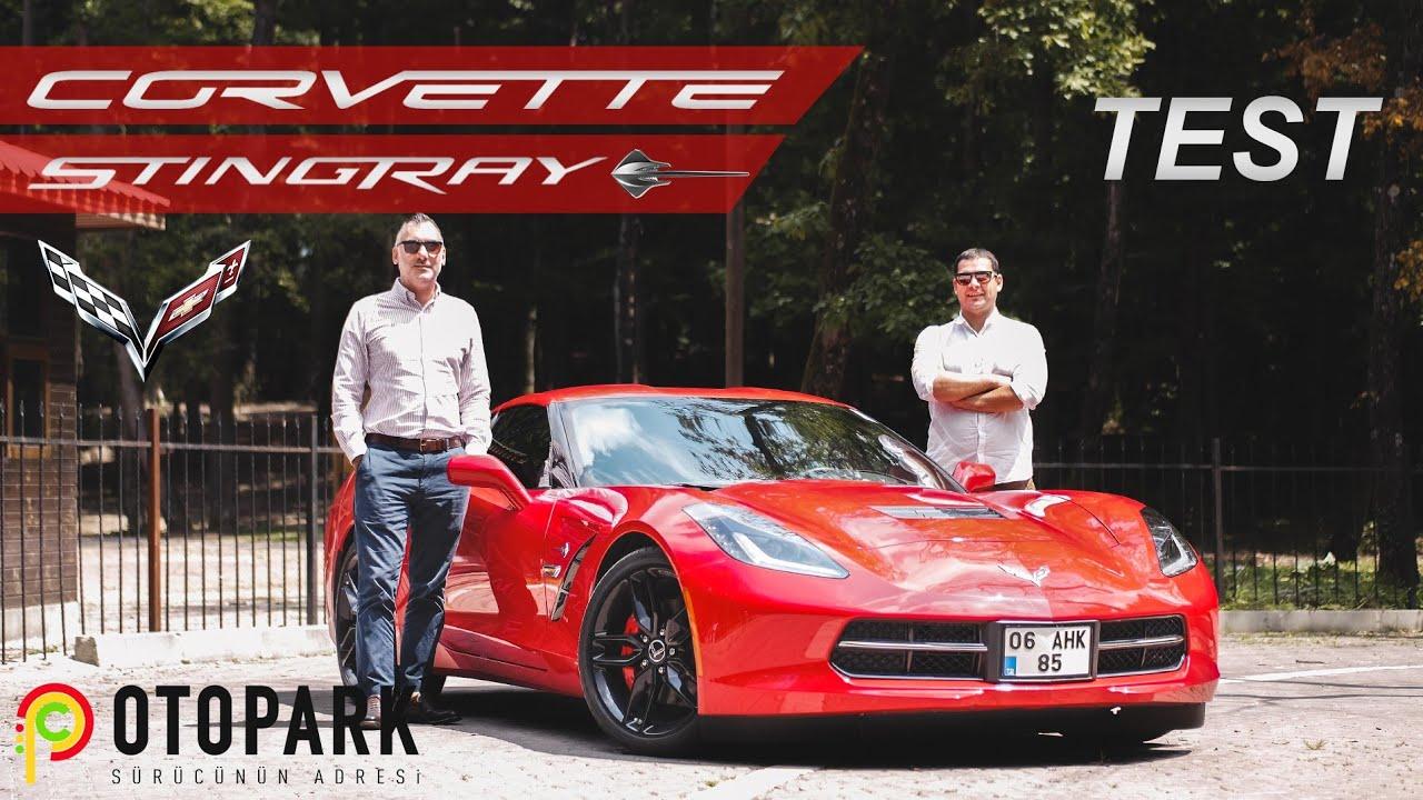 Photo of Corvette Stingray   TEST