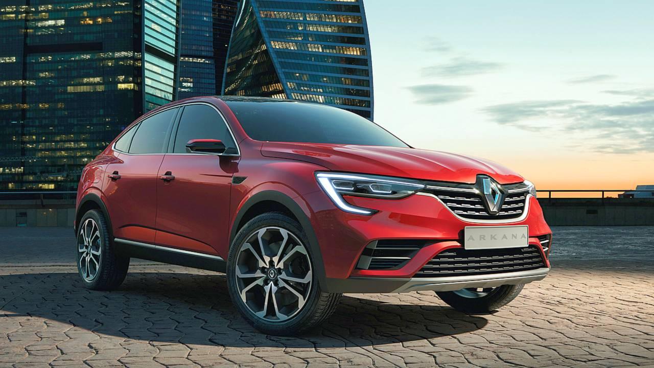 Photo of Renault yeni SUV'u Arkana'yı tanıttı!