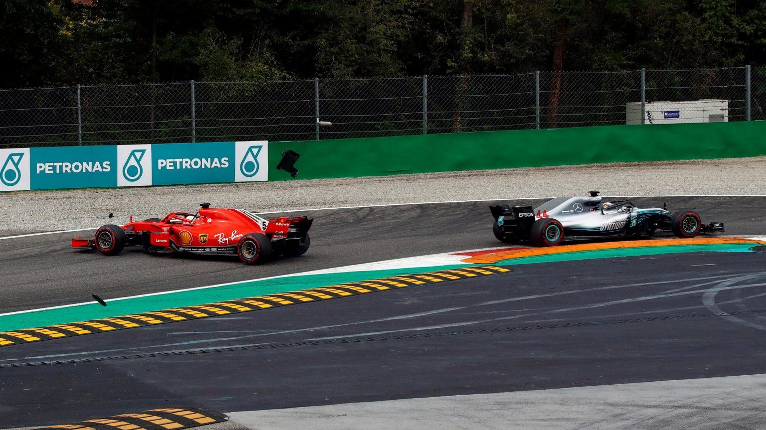 Photo of F1 İtalya GP: Hamilton kazandı, Vettel ile fark açıldı!