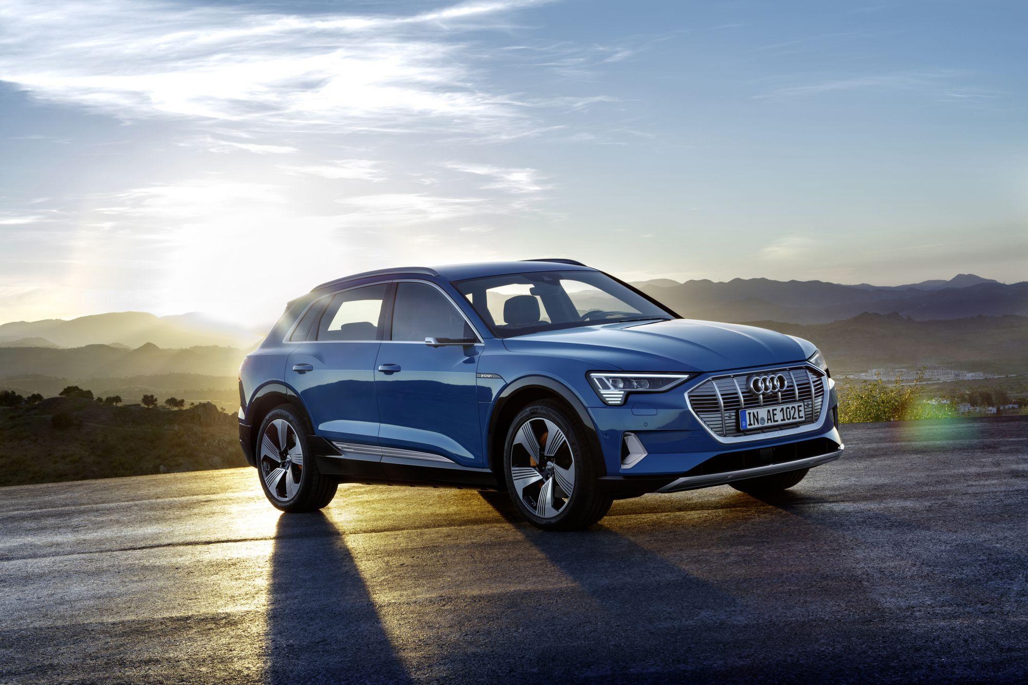 Photo of Audi, 2025 yılına kadar 30 elektrikli modele sahip olacak