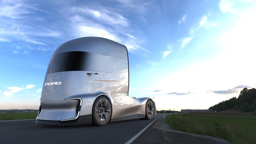 Photo of Türk mühendislerden geleceğin kamyonu: Ford F-Vision!