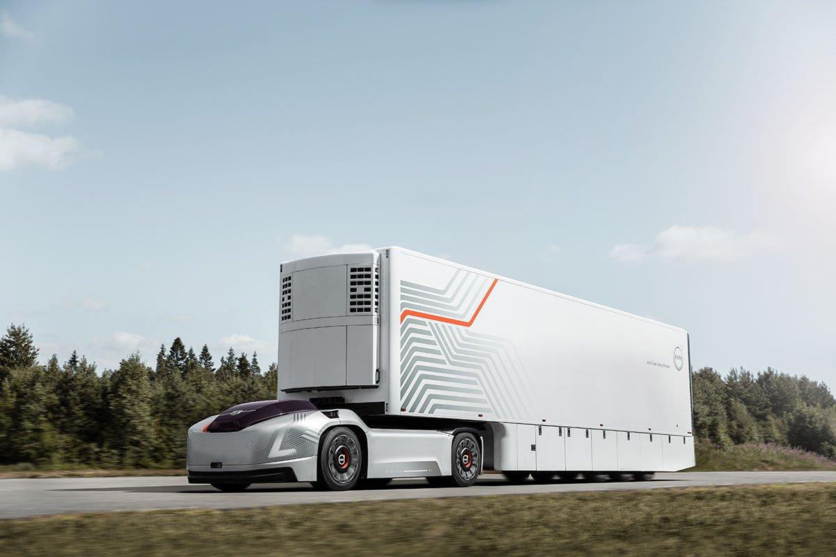 Photo of Volvo Vera, kabinsiz tasarımıyla yeni bir dönem açıyor
