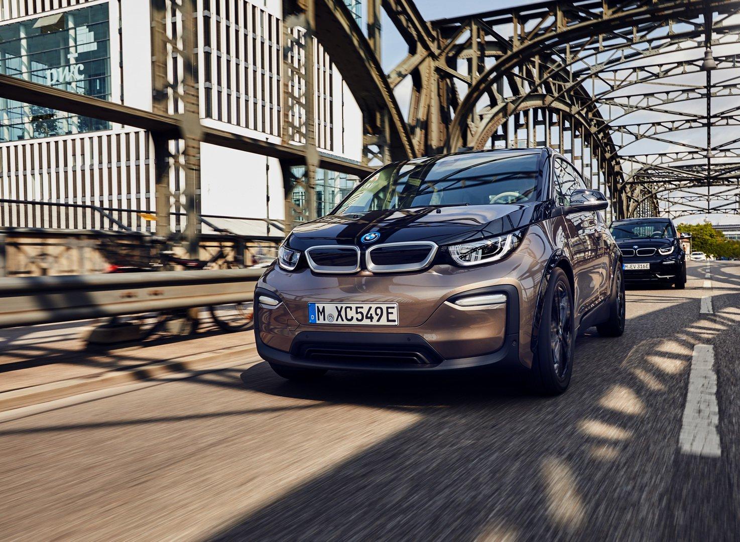 Photo of Yeni BMW i3, 310 kilometrelik menziliyle duyuruldu