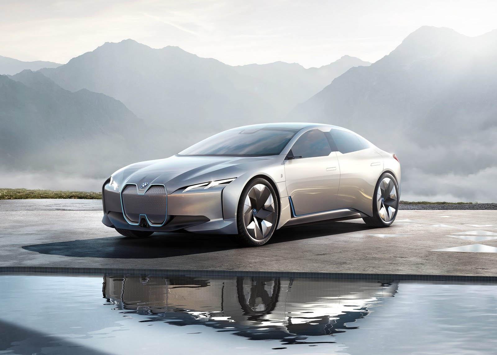 Photo of Resmen açıklandı: BMW i4 2021 yılında tanıtılacak!