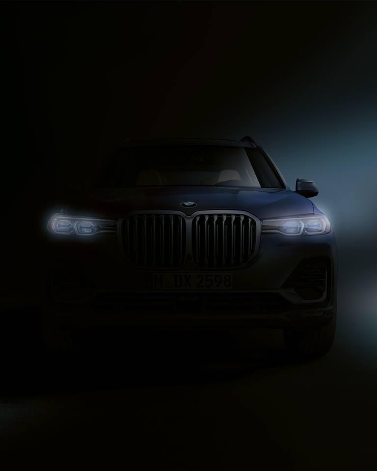 Photo of BMW X7 yakında geliyor
