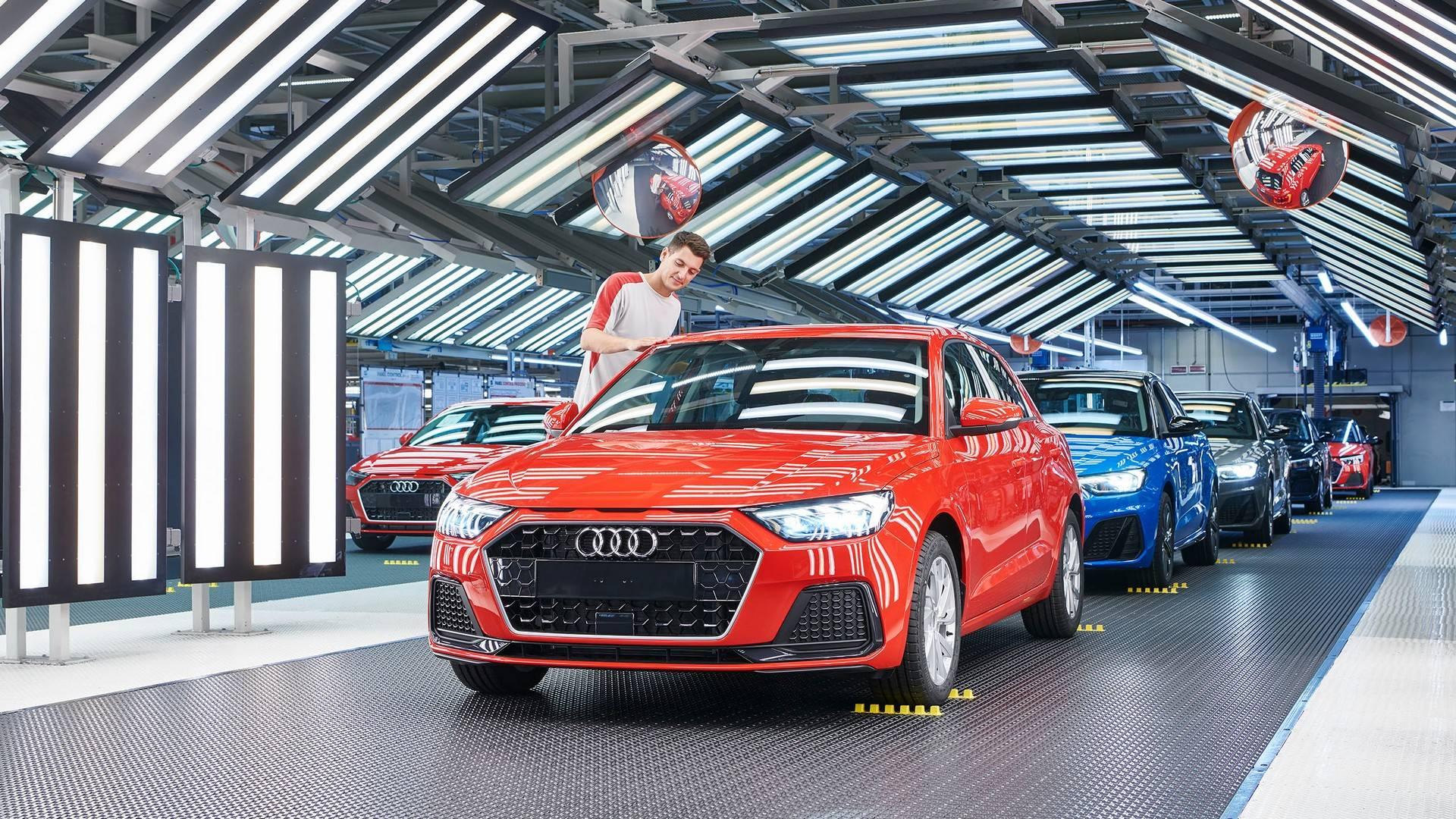 Photo of Yeni Audi A1 Seat fabrikasında üretilecek