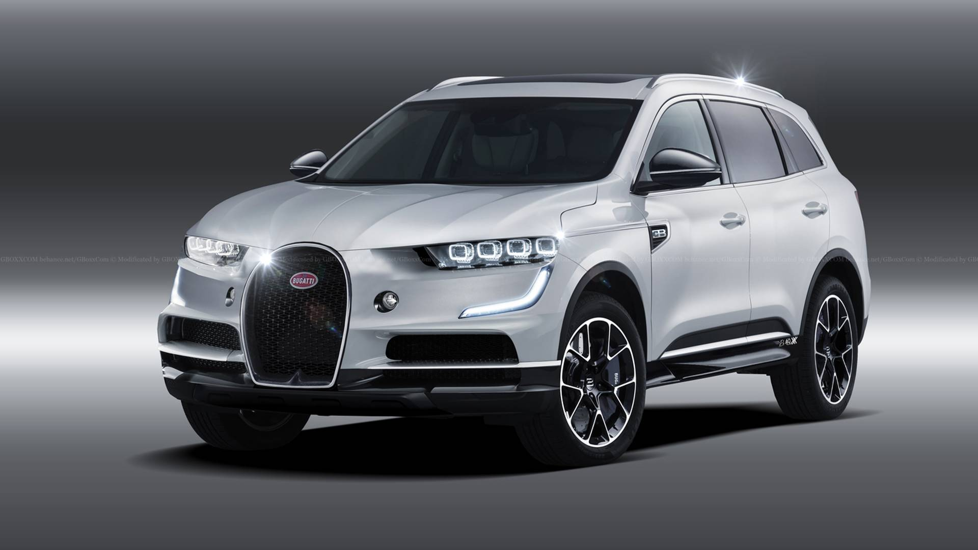 Photo of Bugatti SUV yapabilir