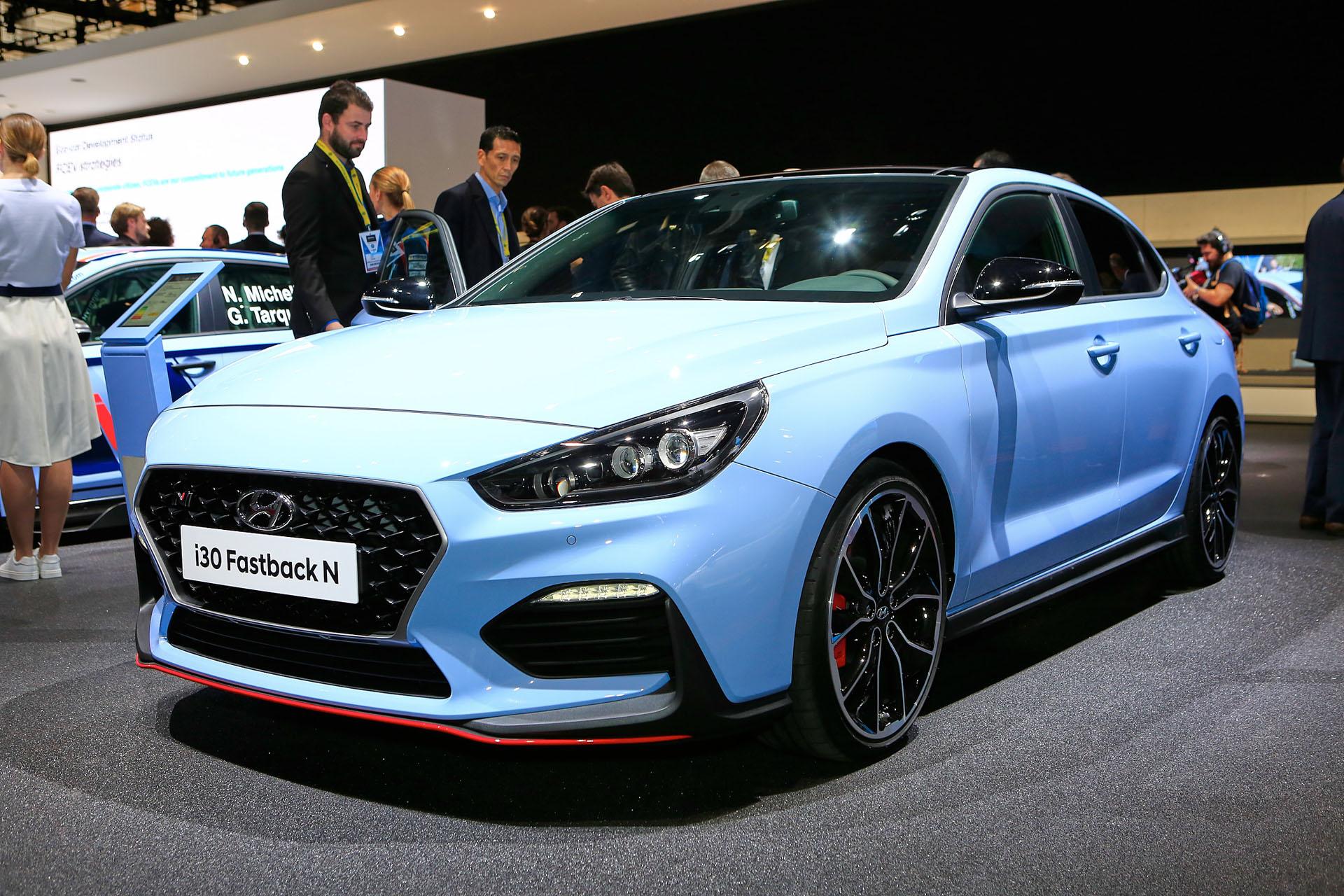 Photo of Ekonomik ve sportif: Karşınızda Hyundai i30 Fastback N!