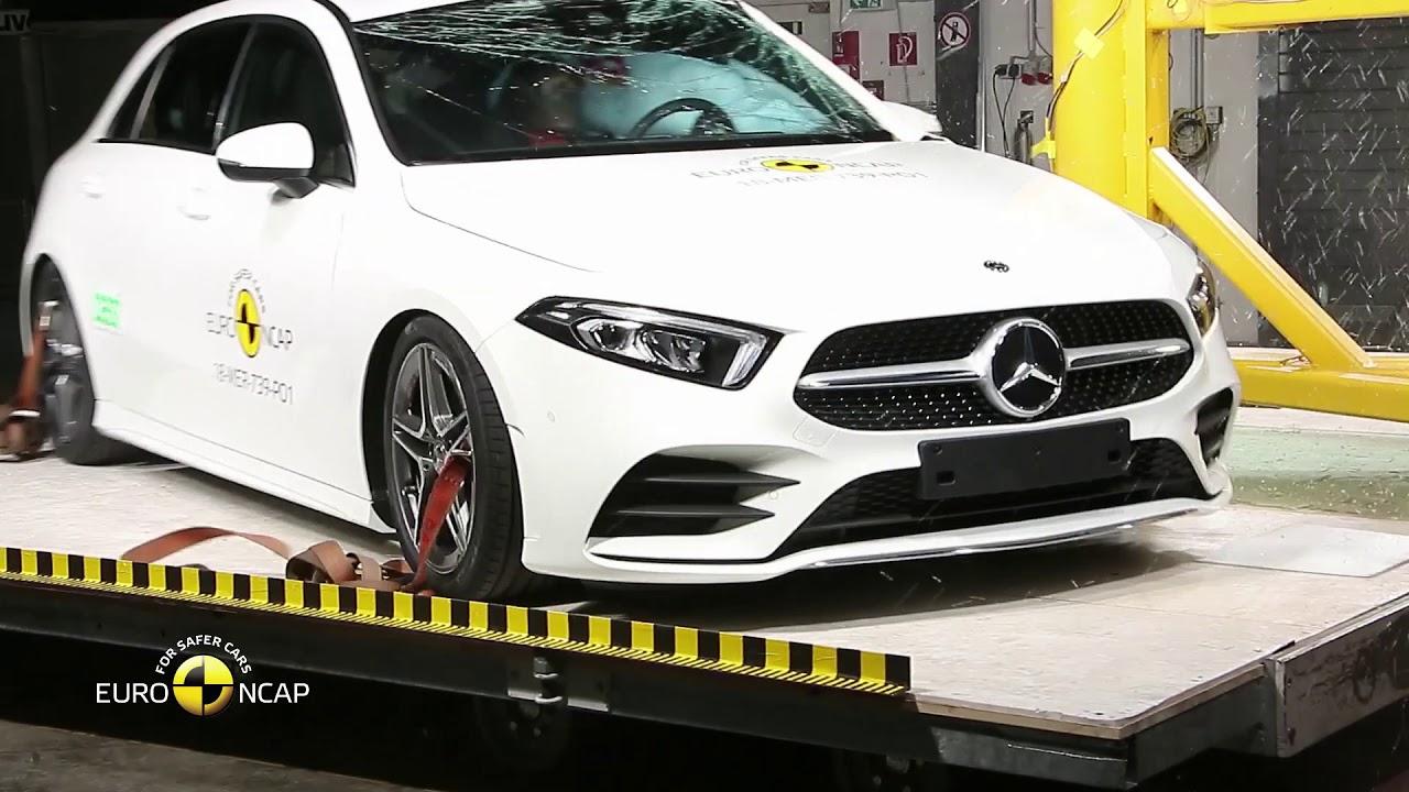 Photo of Mercedes-Benz A Serisi'ne Euro NCAP'den Tam Not
