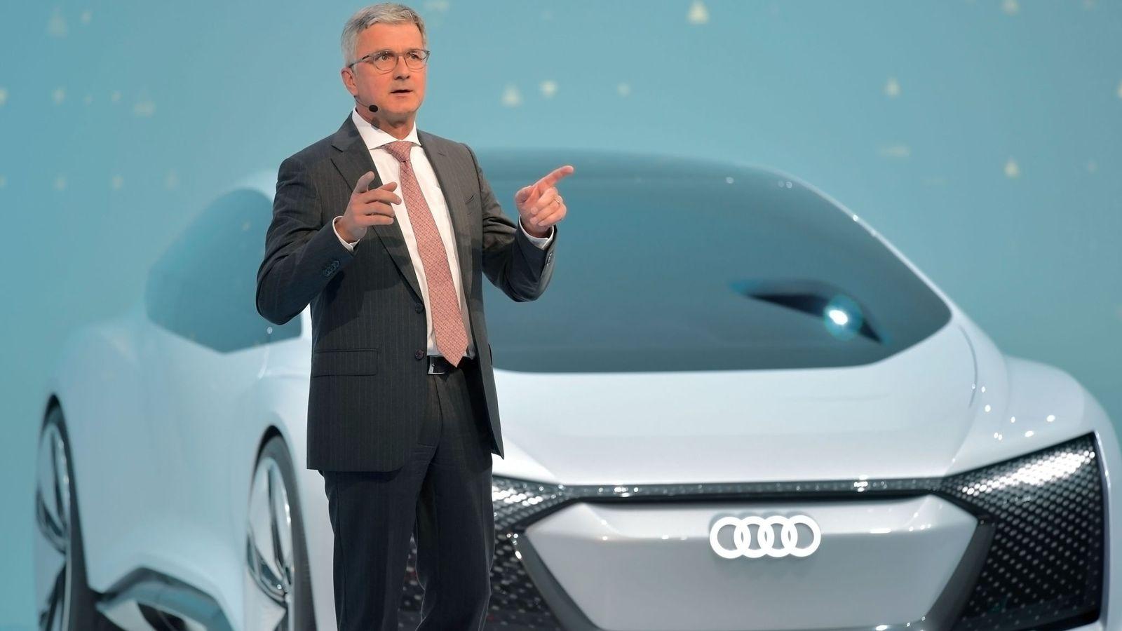 Photo of Hapisteki Audi CEO'su görevinden istifa etti!