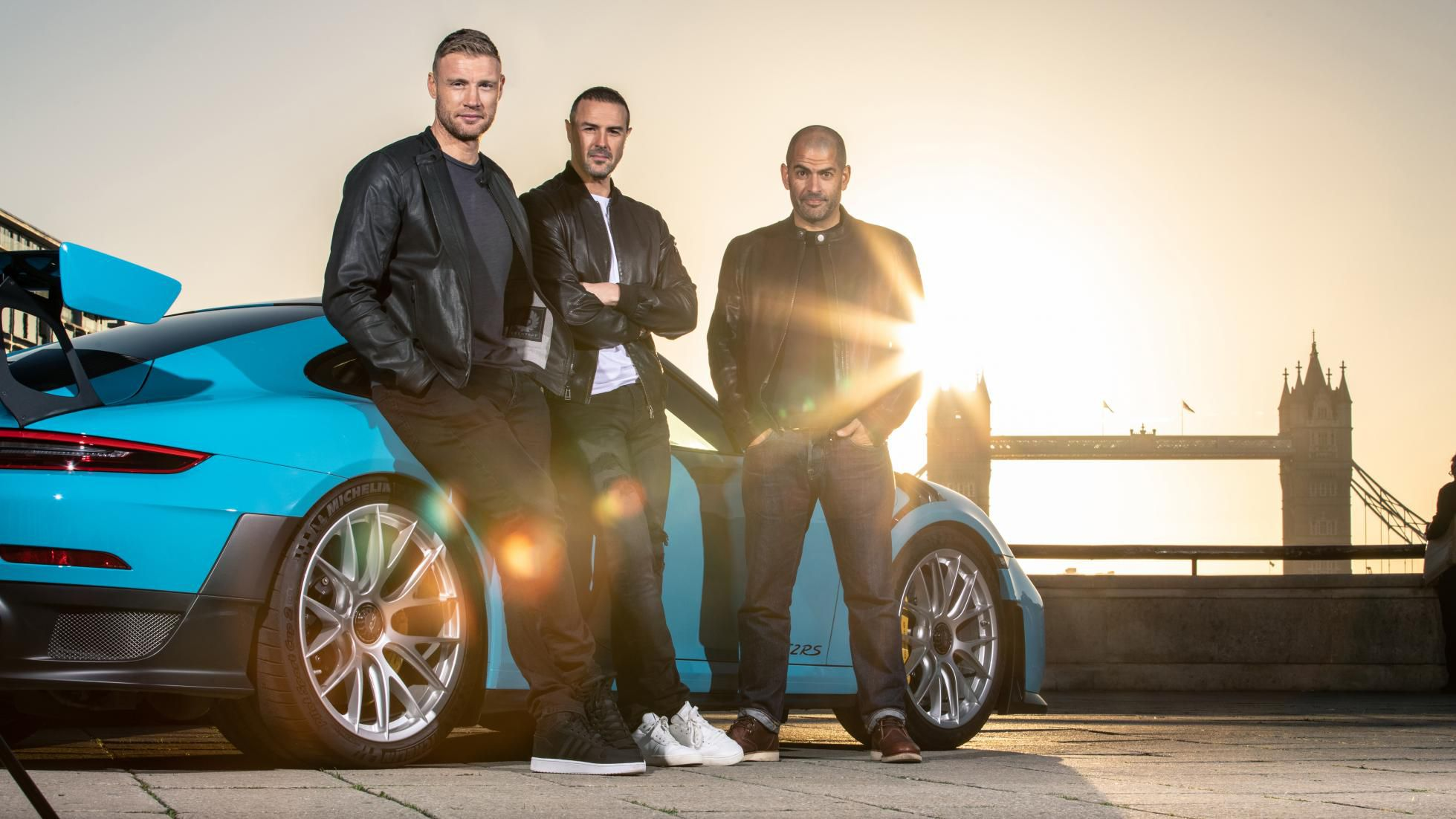 Photo of Top Gear'ın Yeni Sunucuları Belli Oldu!