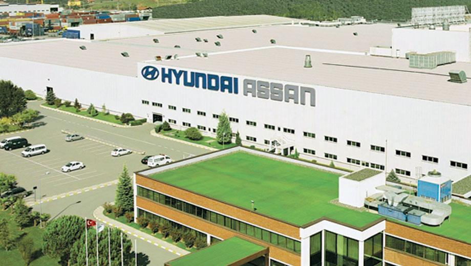Photo of Hyundai Assan, en yüksek kalitede üretim yapan tesis seçildi