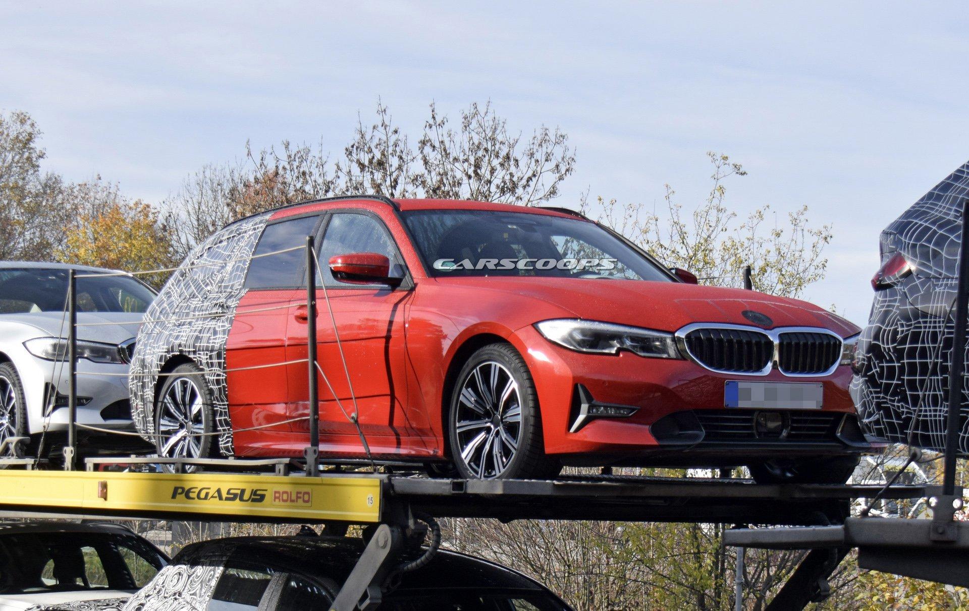Photo of Yeni BMW 3 Serisi, Touring gövdesiyle görüntülendi