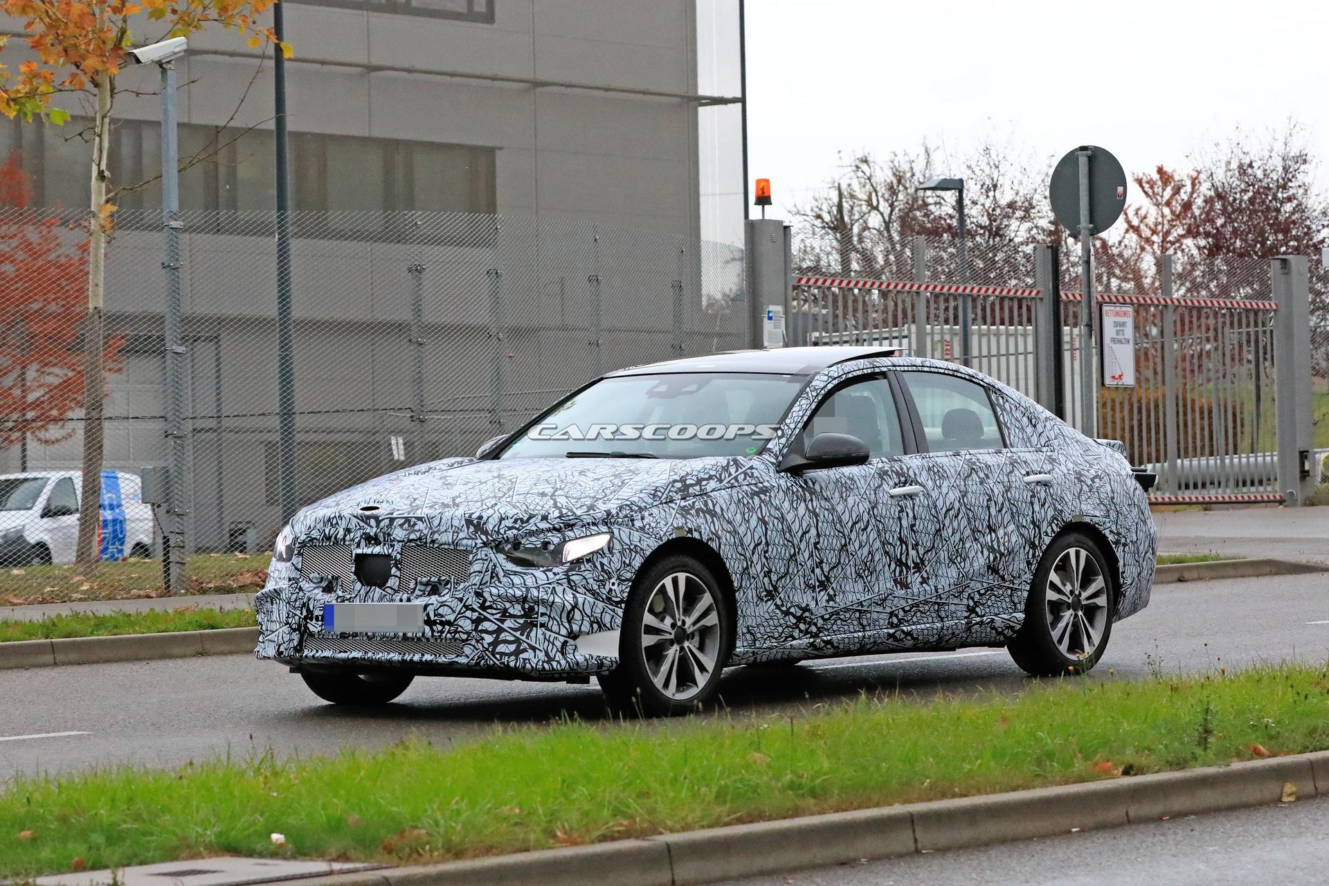 Photo of 2020 Mercedes-Benz C-Serisi ilk kez görüntülendi!