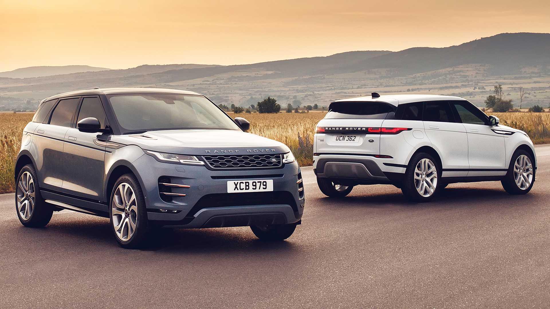 Photo of Yeni Range Rover Evoque tanıtıldı