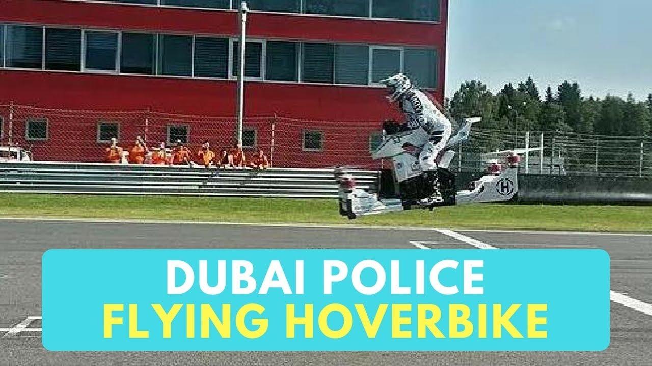 Photo of Dubai Polisinin Uçan Motosikletini Gördünüz mü ?