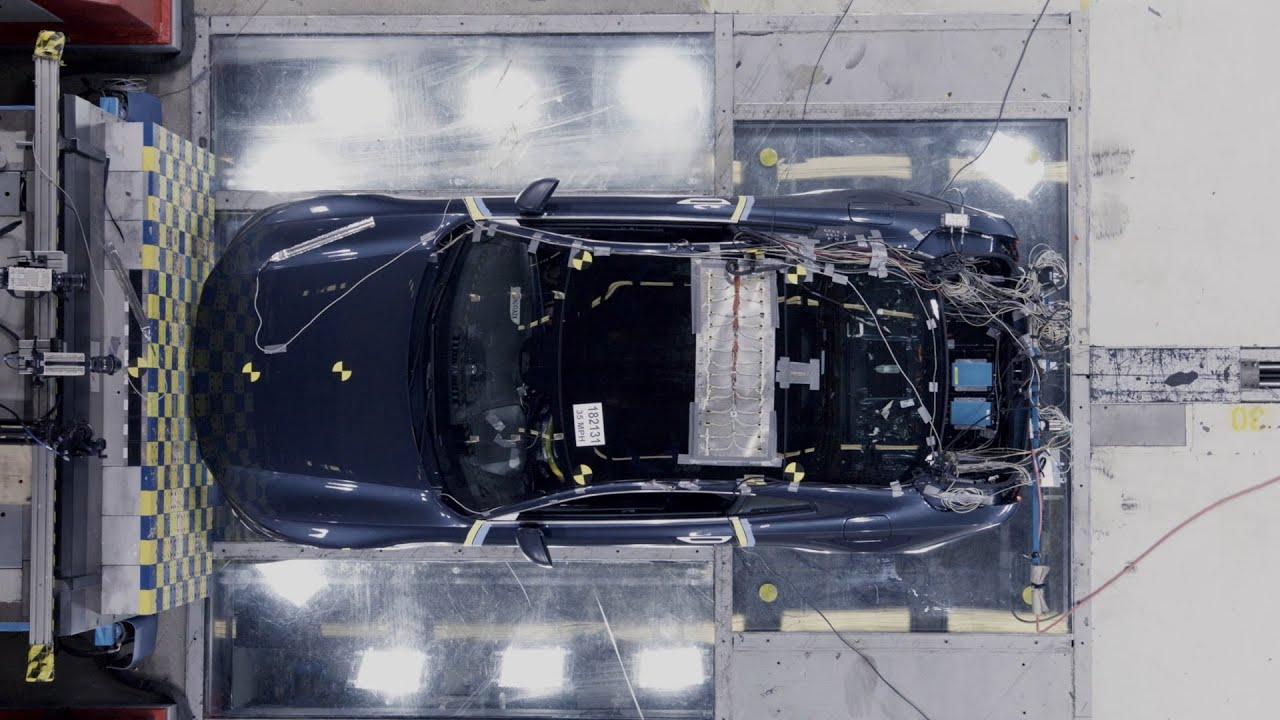 Photo of Volvo, Polestar 1'in Çarpışma Testlerini Yayınladı