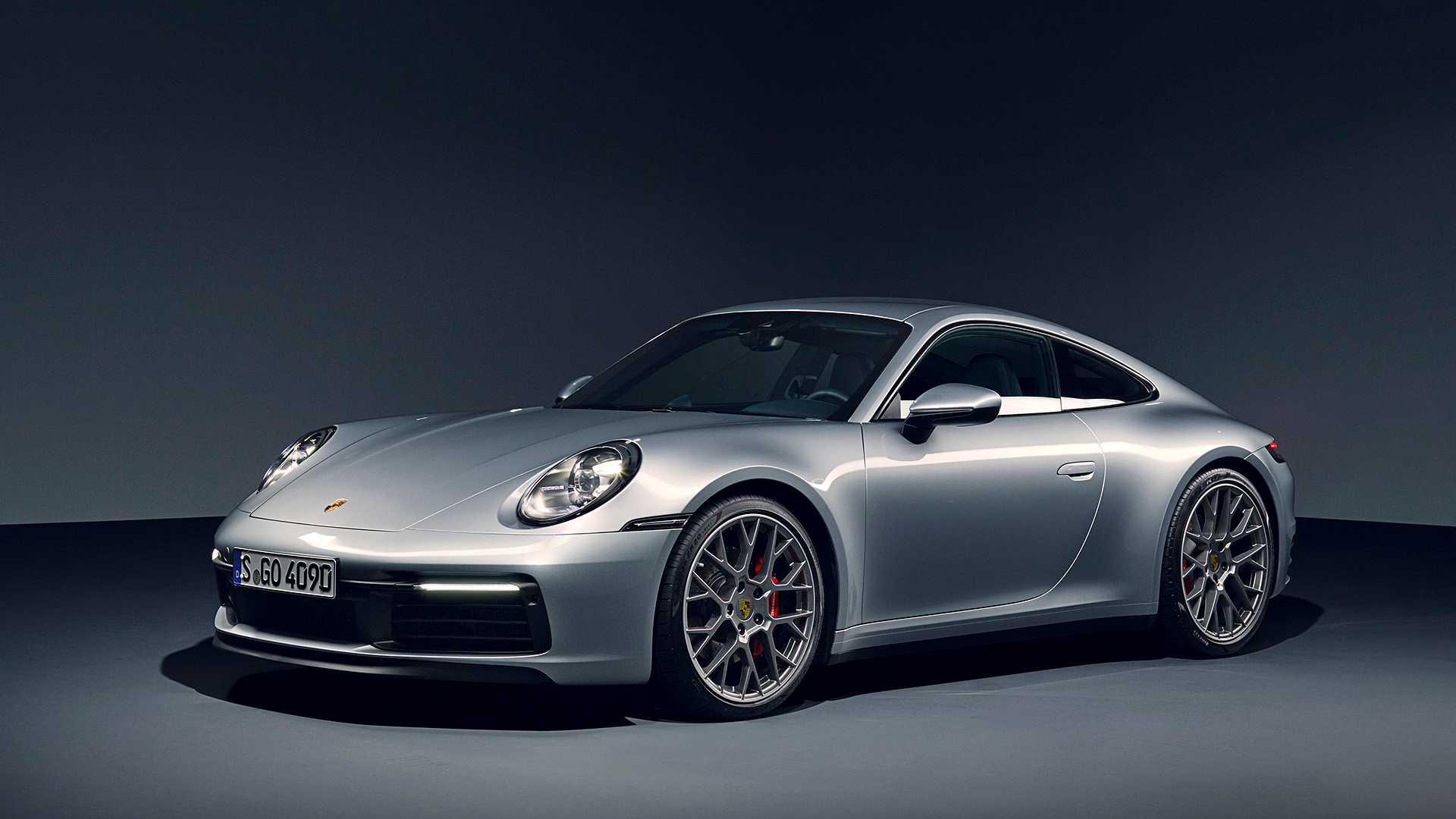 Photo of Yeni Porsche 911 tanıtıldı!