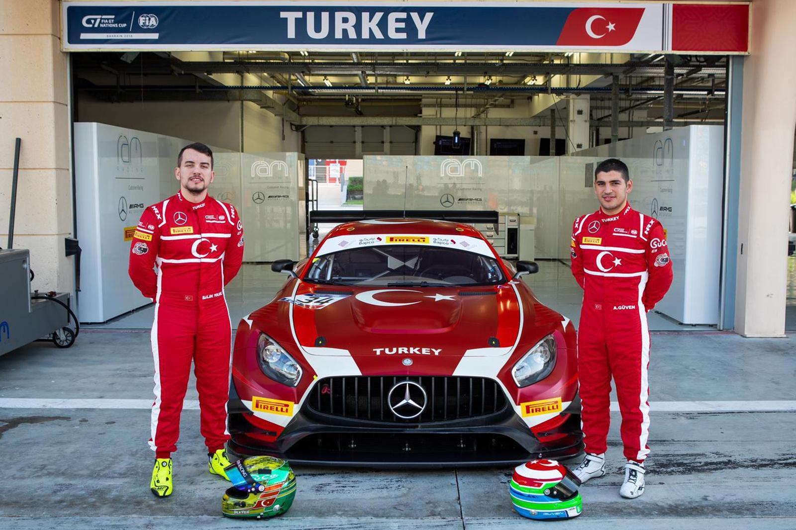 Photo of FIA GT Uluslar Kupası TÜRKİYE'nin