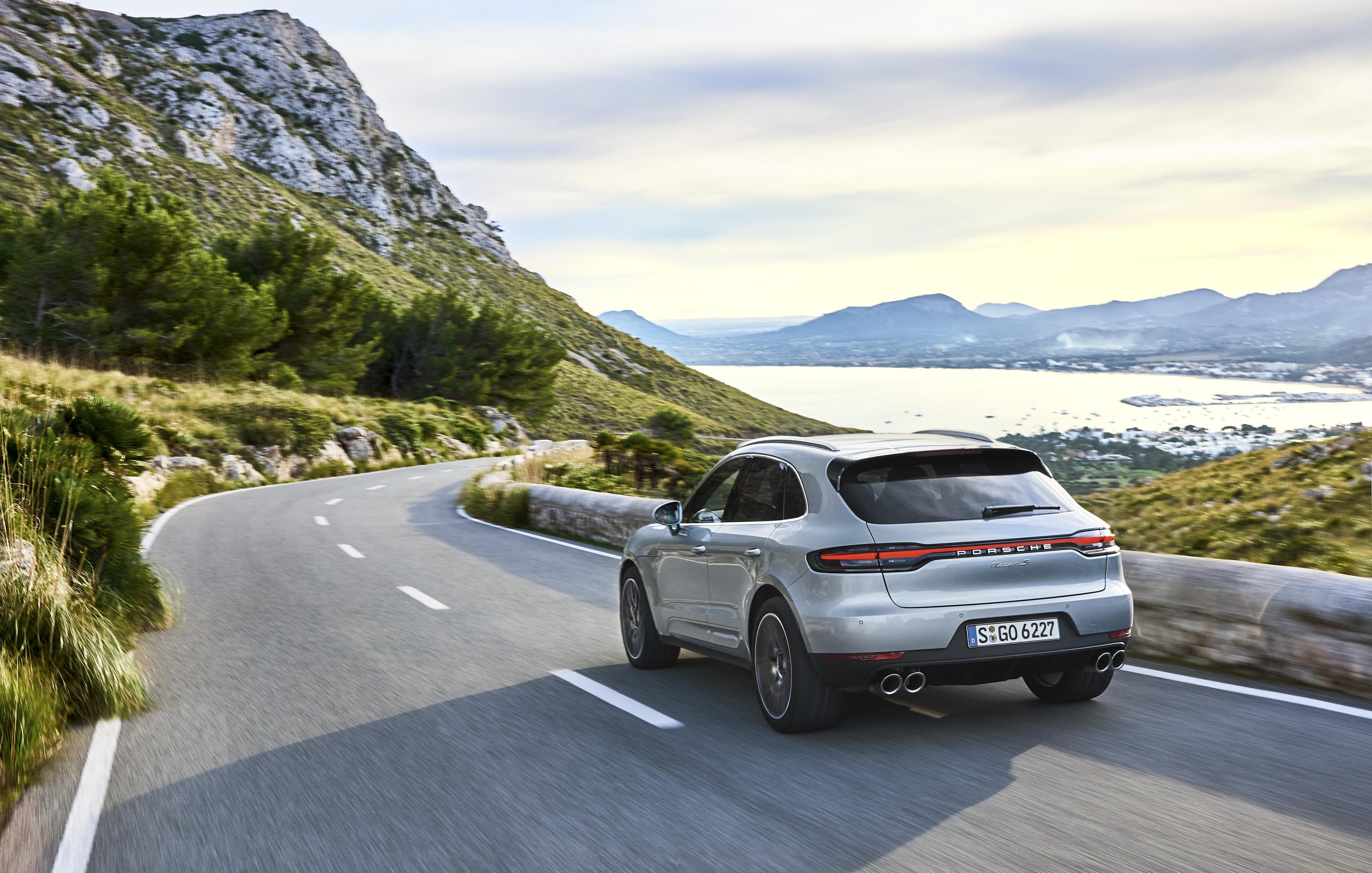 Photo of Daha hızlı, daha konforlu: Porsche Yeni Macan S