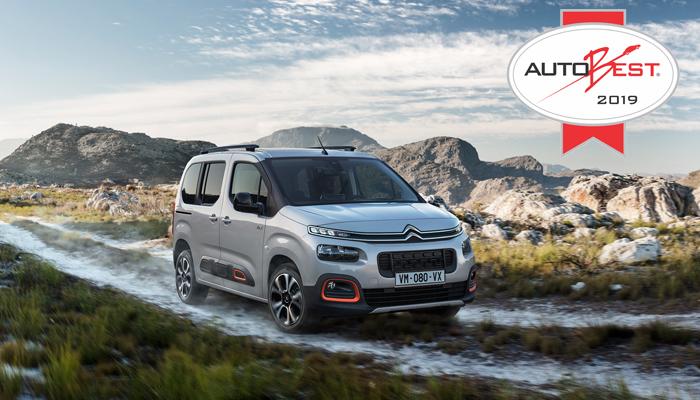 Photo of Yeni Citroën Berlingo, Avrupa'da yılın otomobili seçildi!
