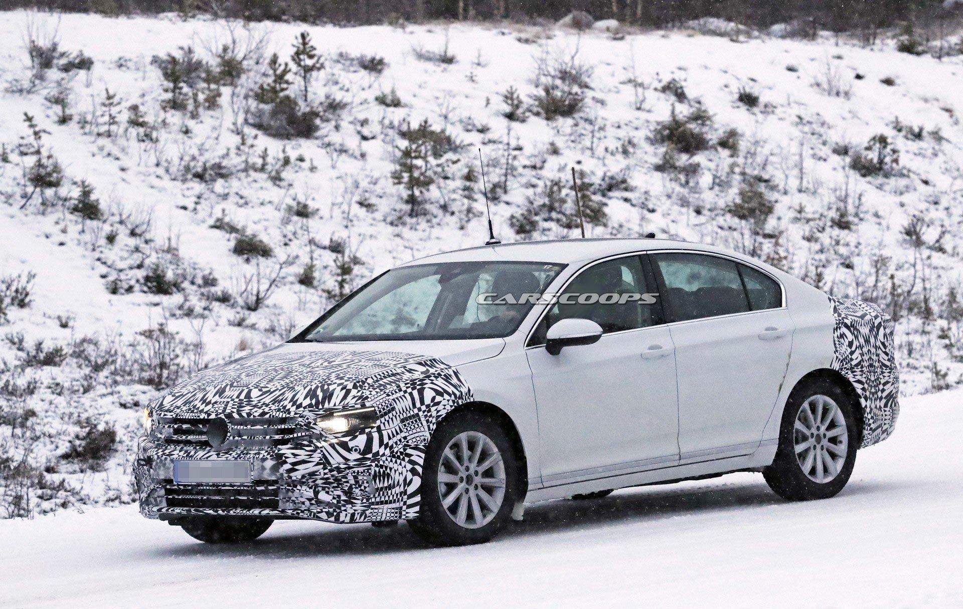 Photo of Makyajlı Volkswagen Passat yeni motoruyla geliyor!