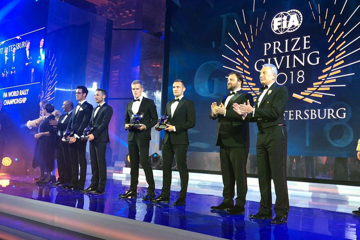 Photo of FİA Prize Giving 2018 Rusya'da gerçekleşti