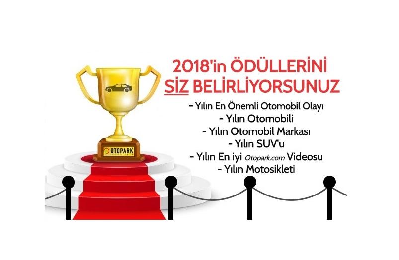 Photo of Otopark.com 2018 Ödüllerini SİZ Seçiyorsunuz!