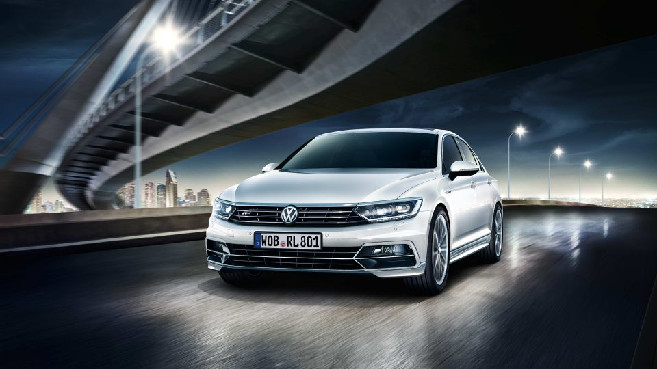Photo of Volkswagen Passat 45 yaşında