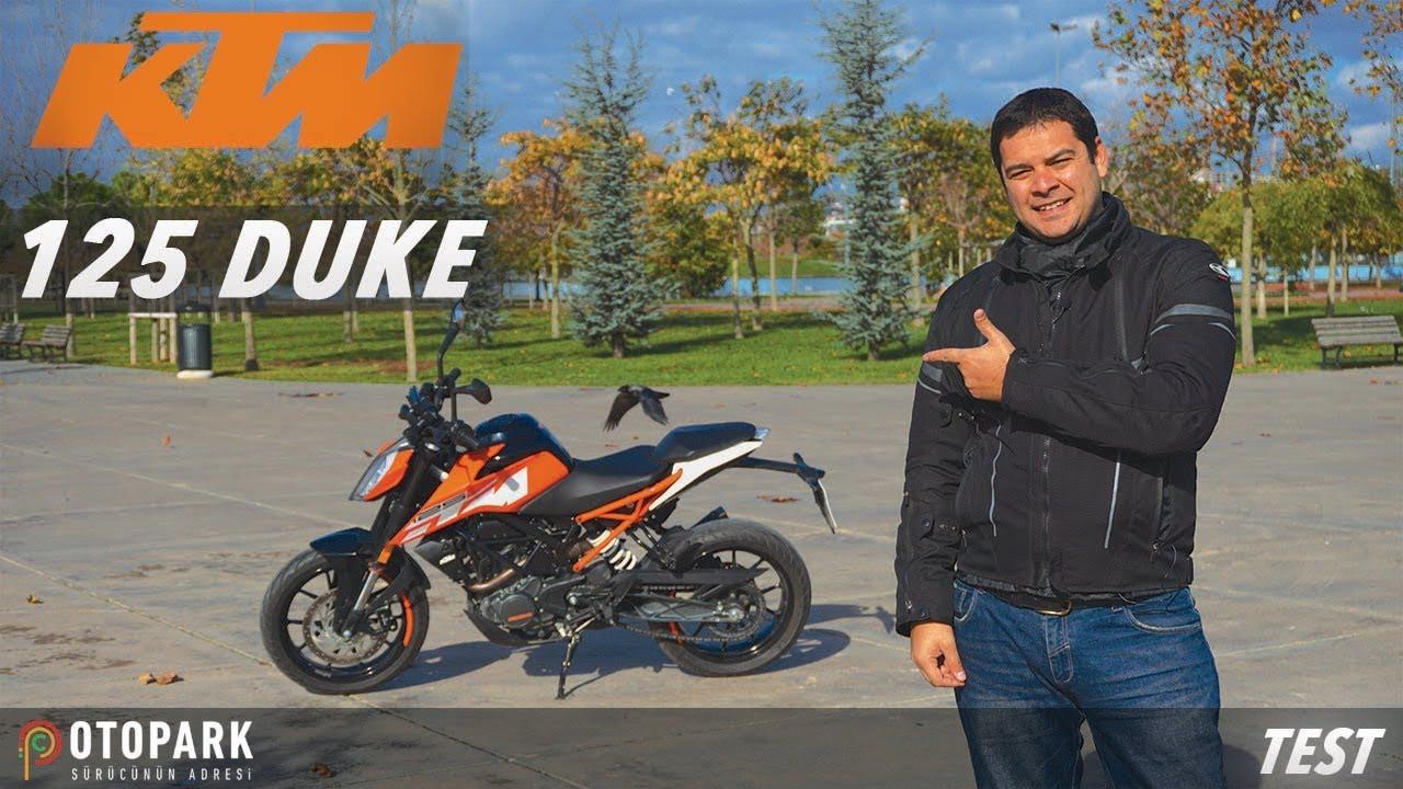 Photo of KTM Duke 125 | İnceleme