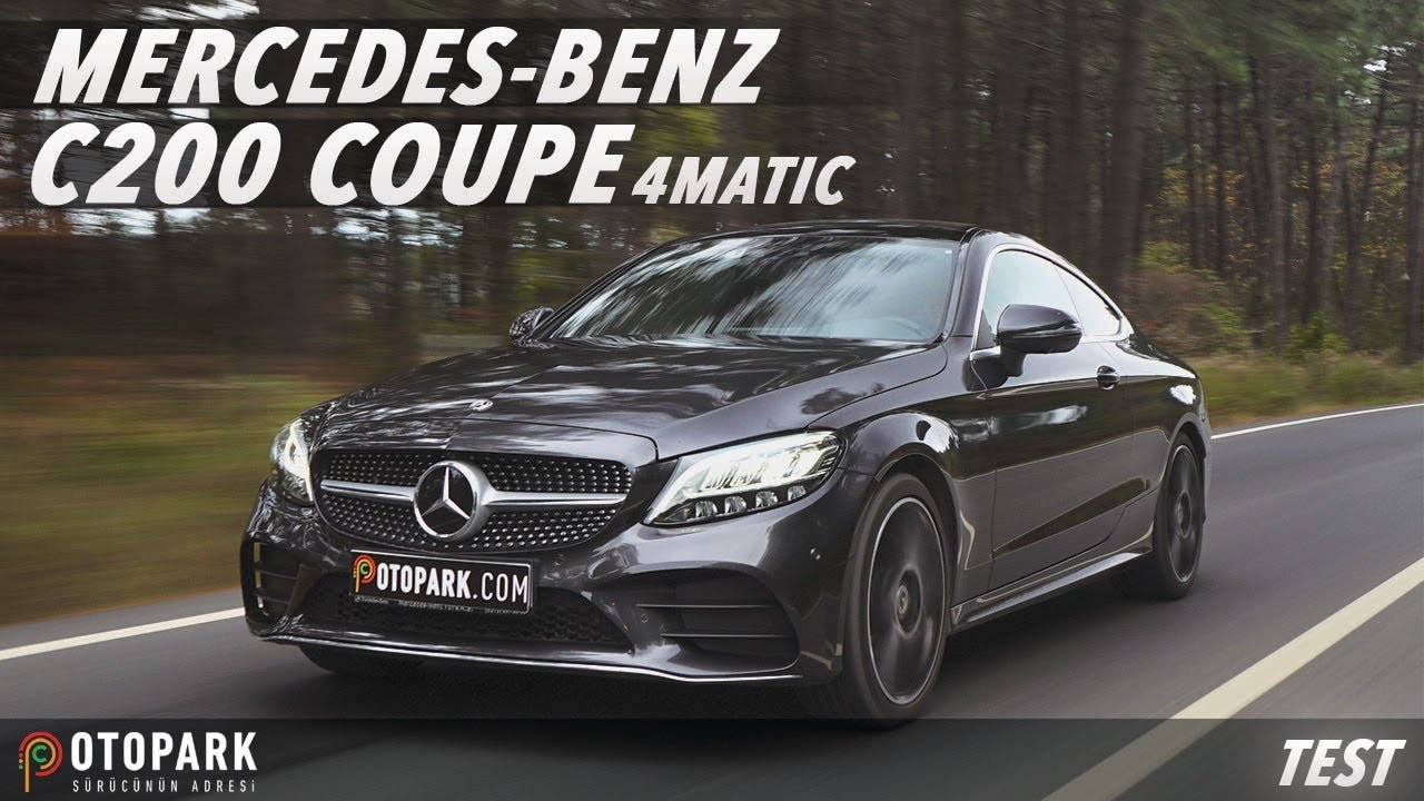 Photo of Mercedes-Benz C200 Coupe 4MATIC | TEST
