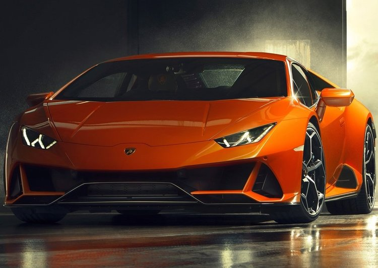 Photo of Lamborghini Huracan EVO tanıtıldı